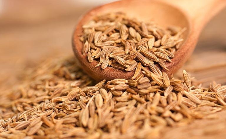 Hạt thì là giúp đẩy lùi các triệu chứng của bệnh viêm hang vị dạ dày