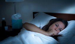 Ho về đêm ảnh hưởng đến giấc ngủ và sức khỏe của người bệnh