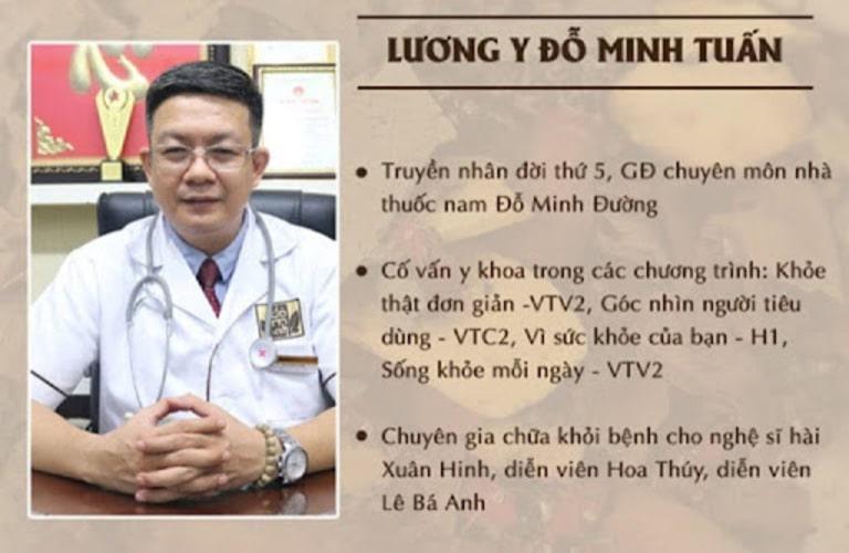 Lương y Đỗ Minh Tuấn - người thầy thuốc dành hết tâm huyết để phát triển bài thuốc nam chữa viêm họng, amidan