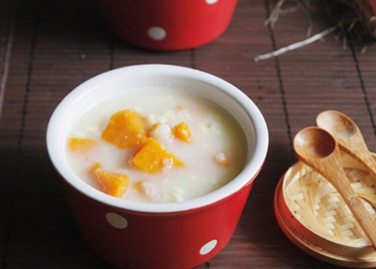 Chè khoai lang là món ăn vặt có tác dụng rất tốt đối với người bị viêm đại tràng