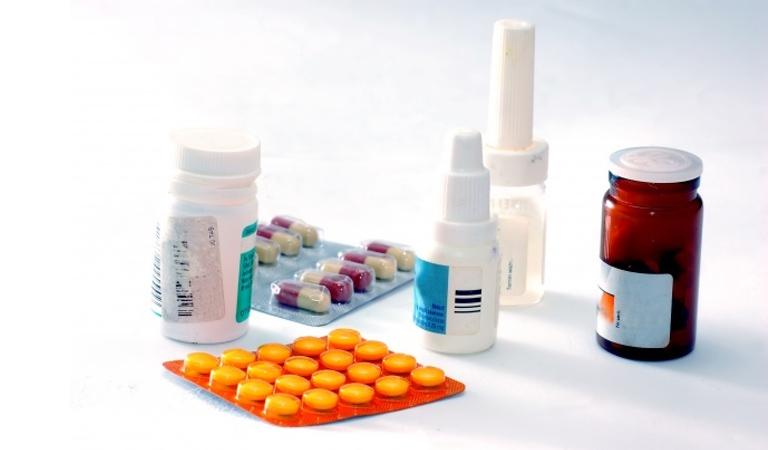 Một số loại thuốc trị viêm thắt phế quản