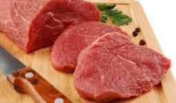 Sau cat amidan có được ăn thịt bò không