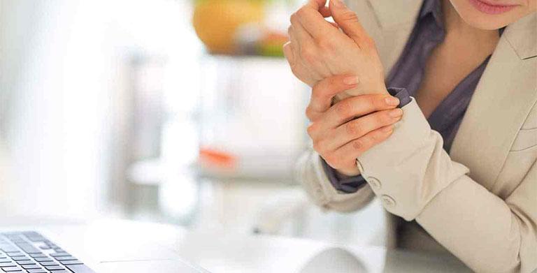 Thoái hóa khớp bàn tay, ngón tay