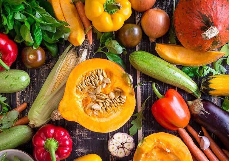 Thực phẩm giàu Beta carotene