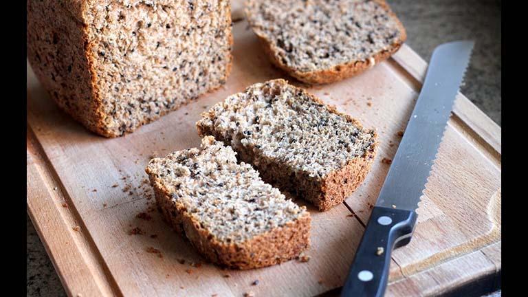 bánh mì nướng là thức ăn tốt cho dạ dày