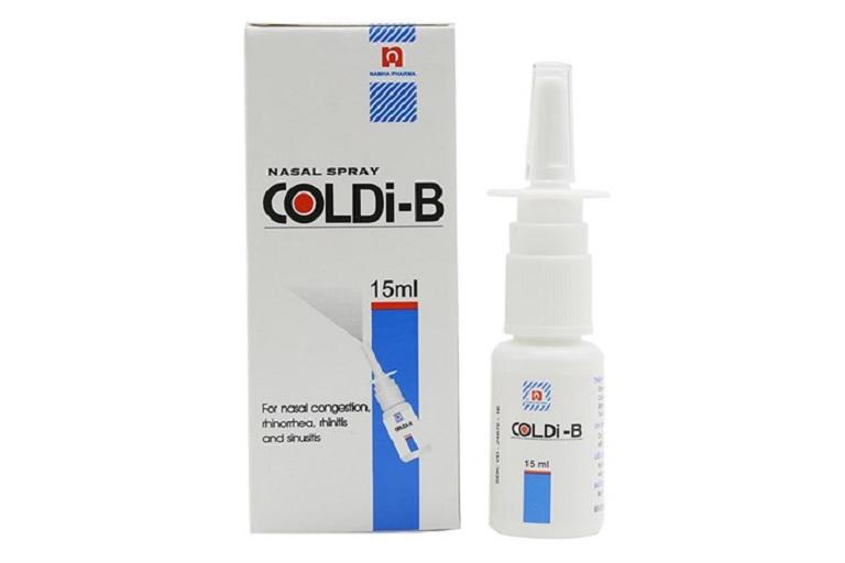 Thuốc Coldi-B phù hợp cho mọi đối tượng