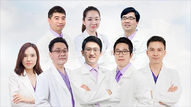 Đội ngũ bác sĩ giỏi là một trong những tiêu chí để lựa chọn đại chỉ cắt amidan tốt nhất