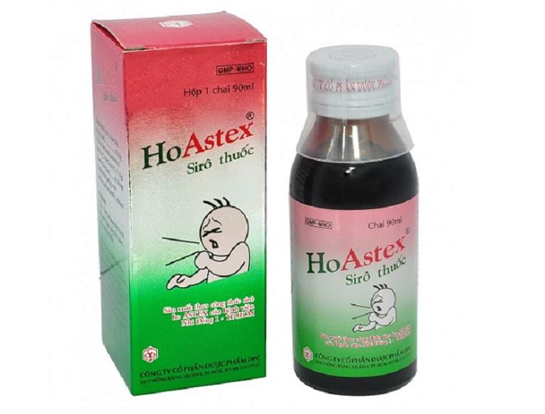 Atussin là thuốc chữa viêm thanh quản cho bé được nhiều người lựa chọn