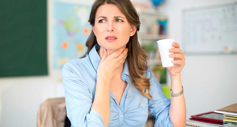 Cách điều trị viêm họng trào ngược