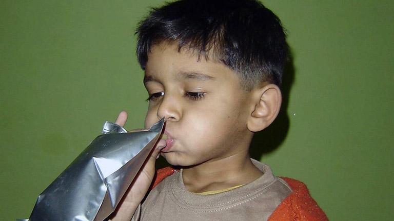 điều trị vi khuẩn hp ở trẻ em