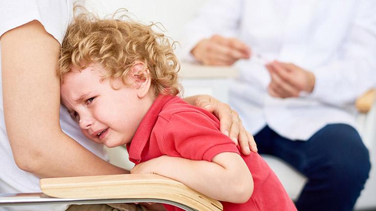 cách điều trị vi khuẩn hp ở trẻ em