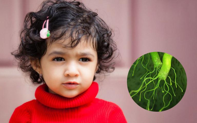 Vi khuẩn hp ở trẻ em