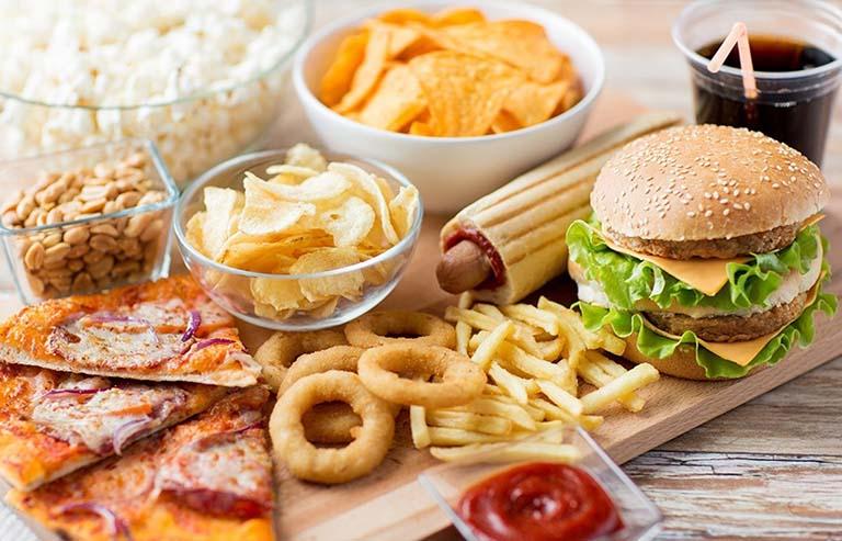 viêm đại tràng kiêng ăn gì