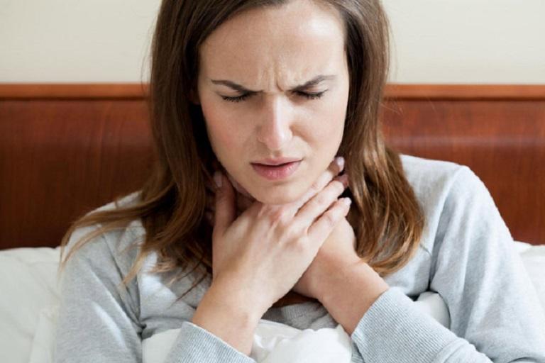 Cách chữa viêm amidan, viêm họng
