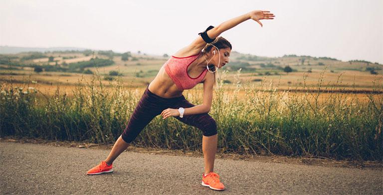 Đau khớp gối có nên tập thể dục