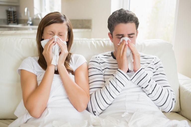 Bấm huyệt có tác dụng điều trị chứng viêm mũi dị ứng