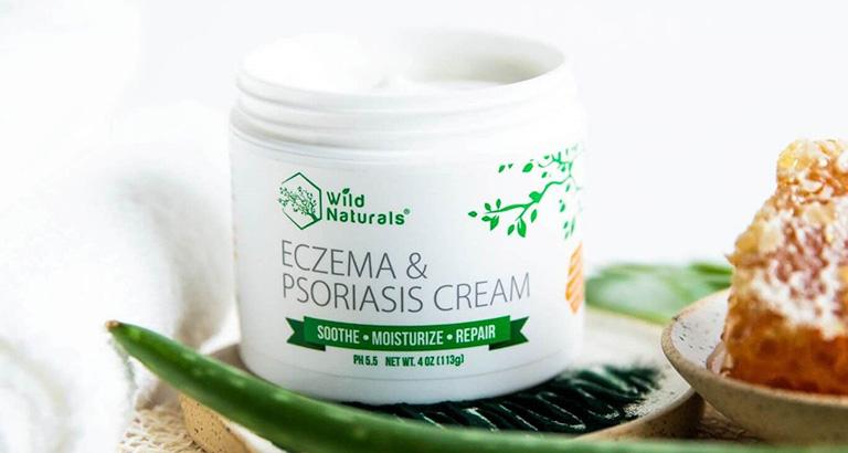 Kem dưỡng Eczema & Psoriasis Cream cho bé bị chàm sữa