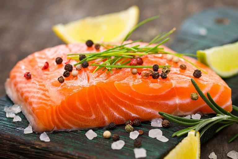 Nhóm cá béo chứa nhiều omega - 3