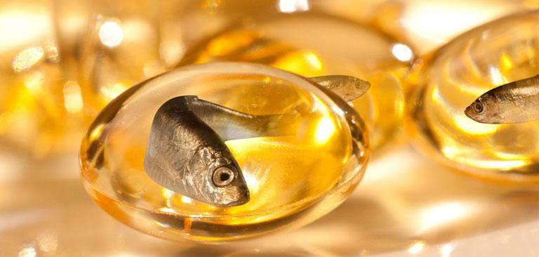 Bệnh gout uống dầu cá được không