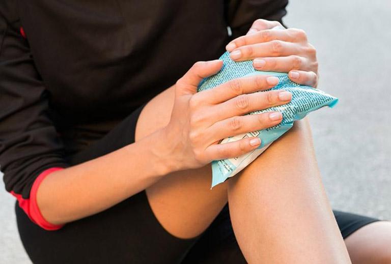 khắc phục cơn đau gout cấp