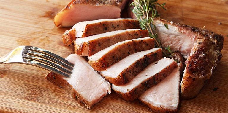 bệnh gút có nên ăn thịt lợn