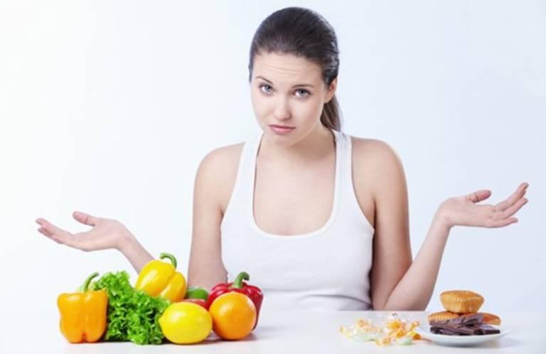 Lưu ý trong chế độ ăn uống để cải thiện sức khỏe