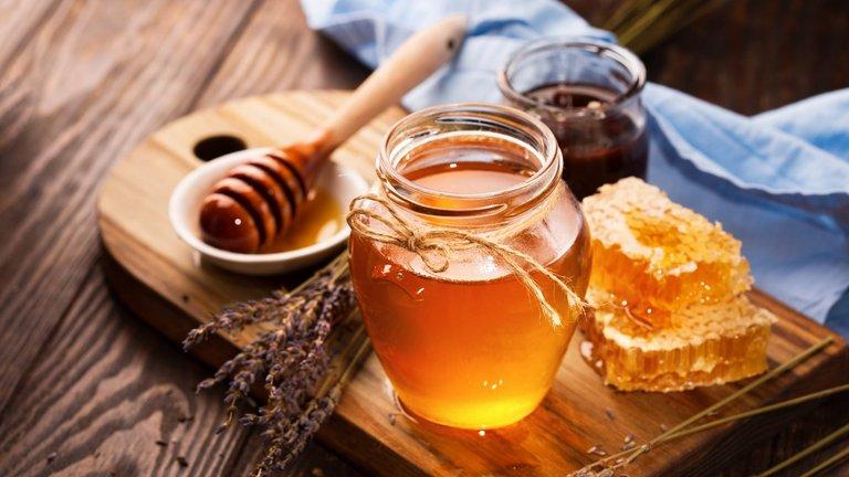 Mật ong giúp vùng da tổn thương được làm mềm
