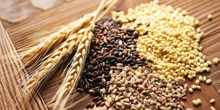 Ngũ cốc nguyên cám tốt cho việc phục hồi khi bị á sừng