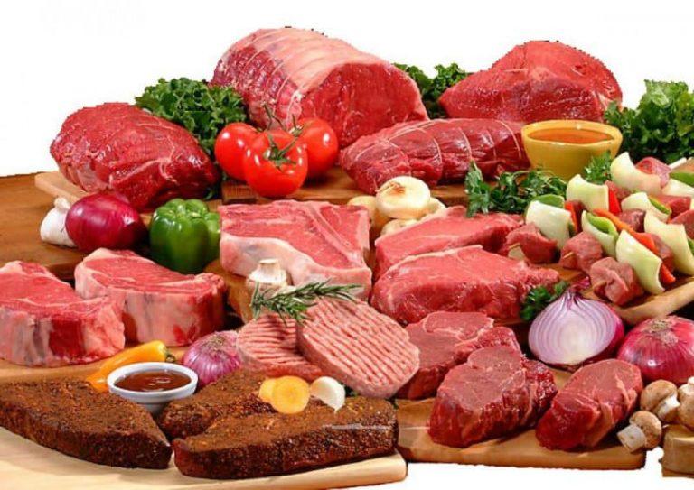 Người bị á sừng nên hạn chế ăn thịt đỏ
