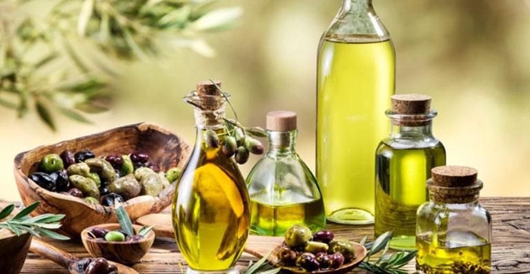 Tốc độ mọc của tóc khi sử dụng dầu oliu gấp nhiều lần so với thông thường