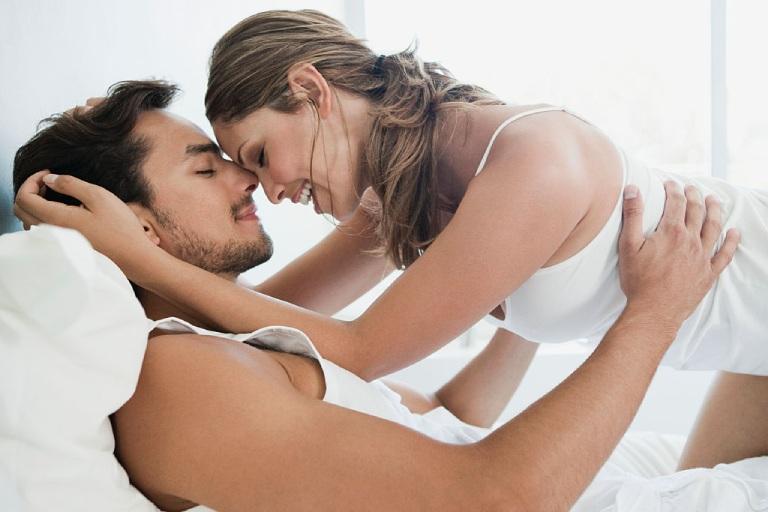 Thay đổi tư thế quan hệ tình dục giúp các cặp đôi làm mới mẻ đời sống tình dục