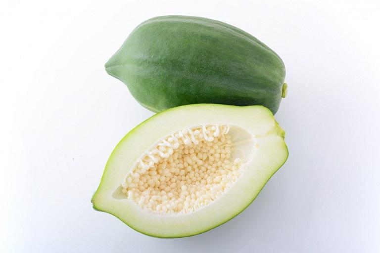 Bạn nên sử dụng chuối xanh để trị hắc lào tại nhà