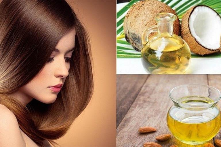 Cách trị rụng tóc dân gian bằng dầu dừa được khá nhiều người lựa chọn