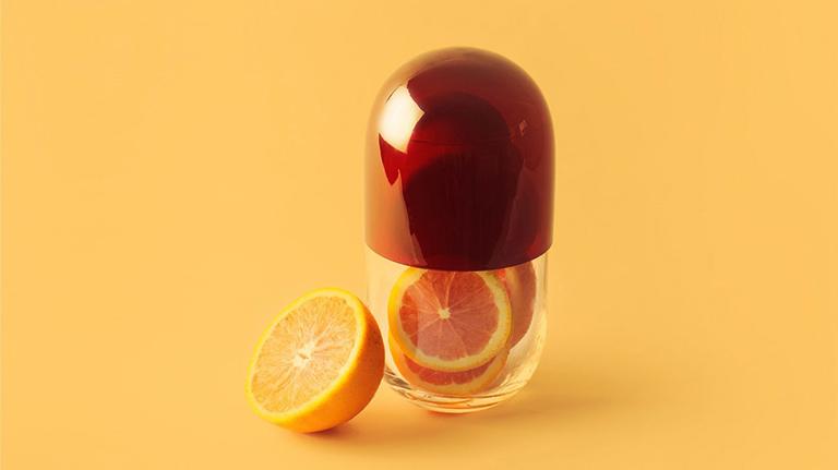 Bạn có thể bổ sung 500 - 1.000mg vitamin C, 2 lần/ngày