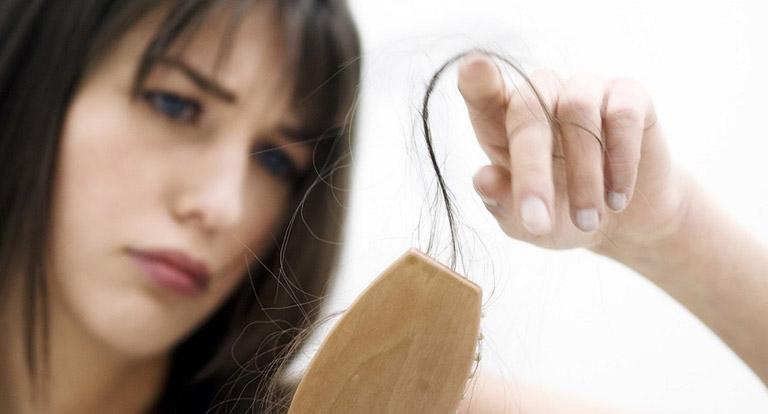 Nguyên nhân khiến tóc gãy rụng nhiều