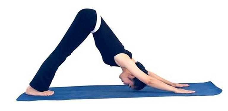 tập yoga chữa mất ngủ không dùng thuốc