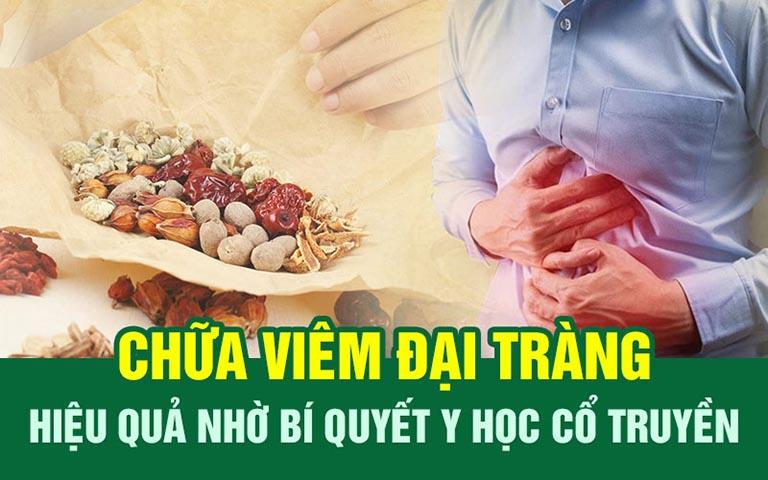 Tiêu thực Phục tràng hoàn chữa bệnh đại tràng là tâm huyết của các chuyên gia hàng đầu tại Thuốc dân tộc