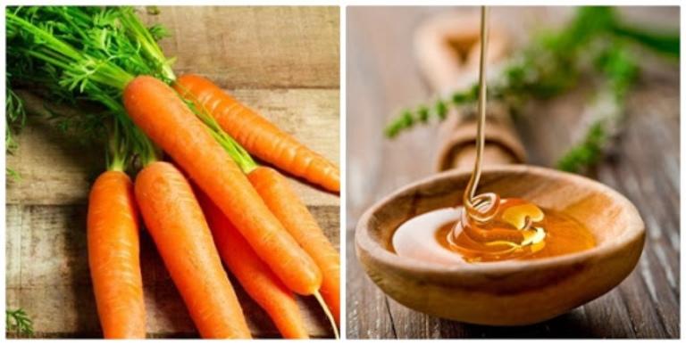 Đẩy lùi các triệu chứng do yếu sinh lý gây ra bằng trứng gà kết hợp với cà rốt và mật ong