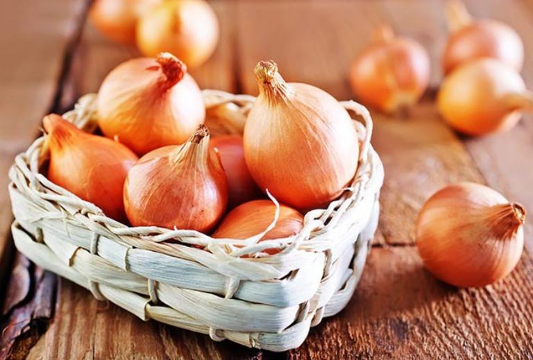 Hành tây là thực phẩm tốt cho sức khỏe và tác dụng nâng cao chất lượng đời sống tình dục nam