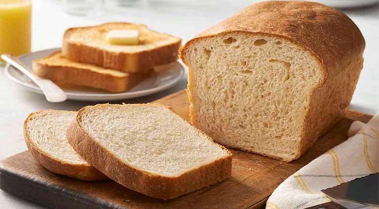 đau dạ dày ăn bánh mì