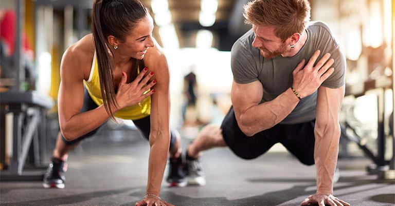 Đau đầu chóng mặt sau khi tập thể dục