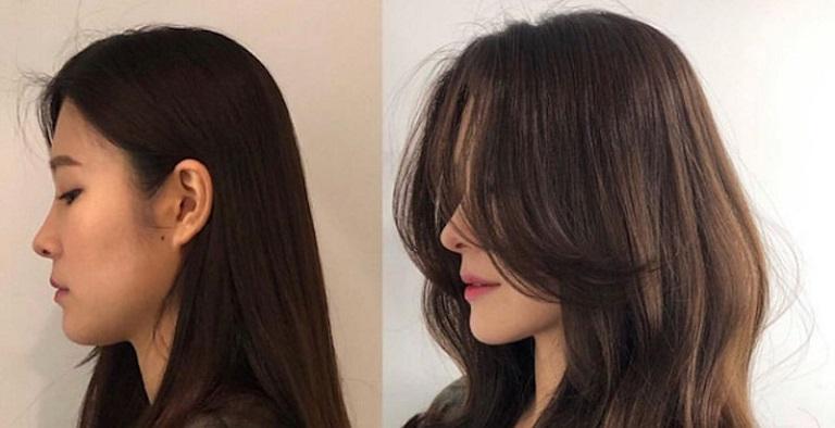 Công dụng giúp dưỡng tóc óng mượt, chắc khỏe, dày và bồng bềnh hơn