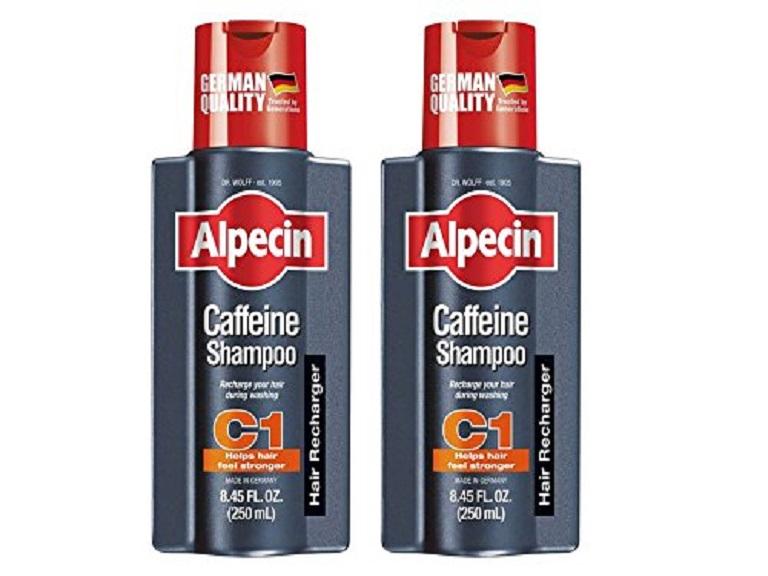 Dầu gội ngăn rụng tóc cho nam Caffein từ Đức