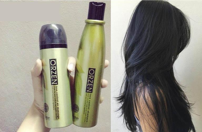 Khi sử dụng sản phẩm thường xuyên, bạn sẽ có một mái tóc chắc khỏe, suôn mượt