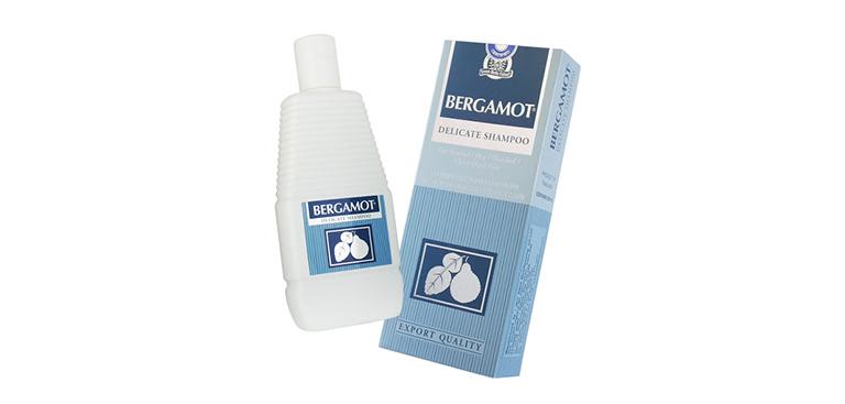 Dầu gội trị rụng tóc Bergamot