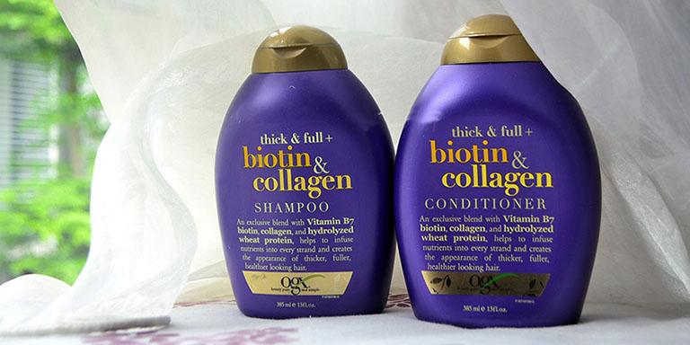 Dầu gội Biotin & Collagen