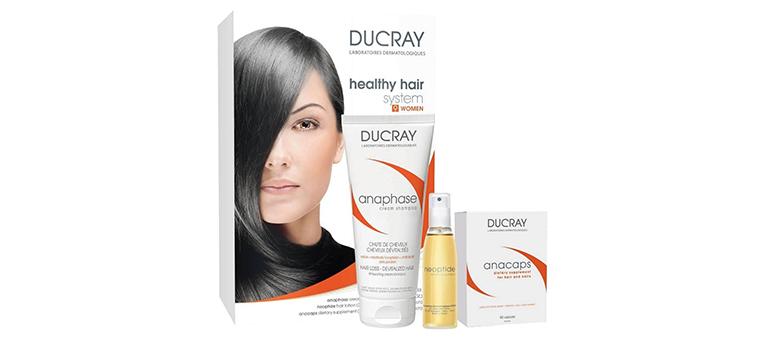 Dầu gội Ducray Anaphase Stimulating Cream