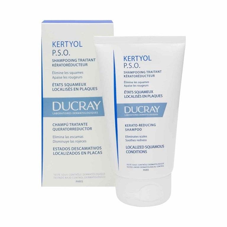 Dầu gội chuyên trị vảy nến da đầu Ducray Kertyol P.S.O Shampoo