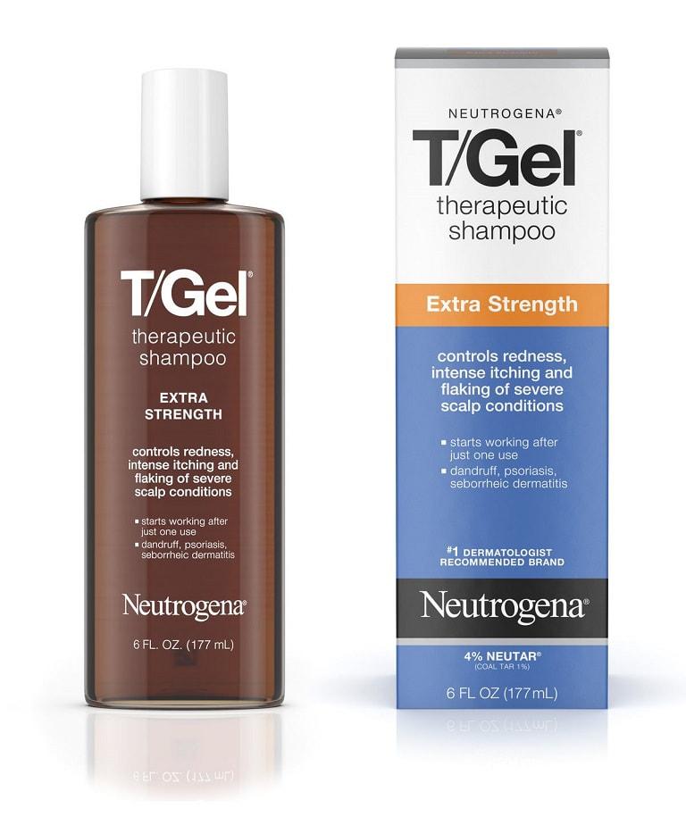 Dầu gội Neutrogena Tgel Therapeutic