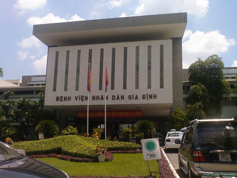 Nội soi dạ dày tại Bệnh viện Nhân Dân Gia Định